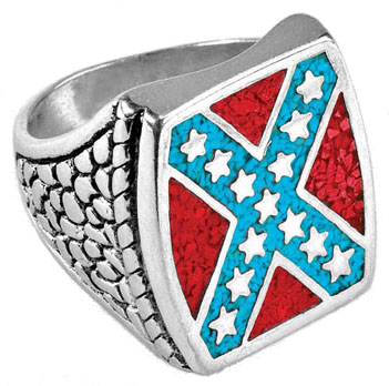 Rebel Ring-  Made in the USA