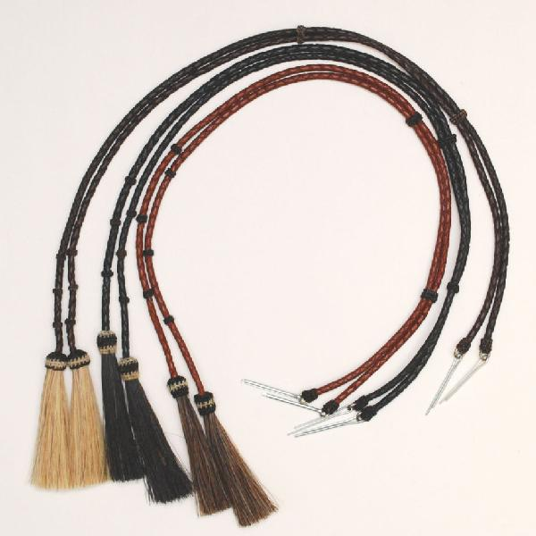 Stampede Strings - Horse Hair, Leather