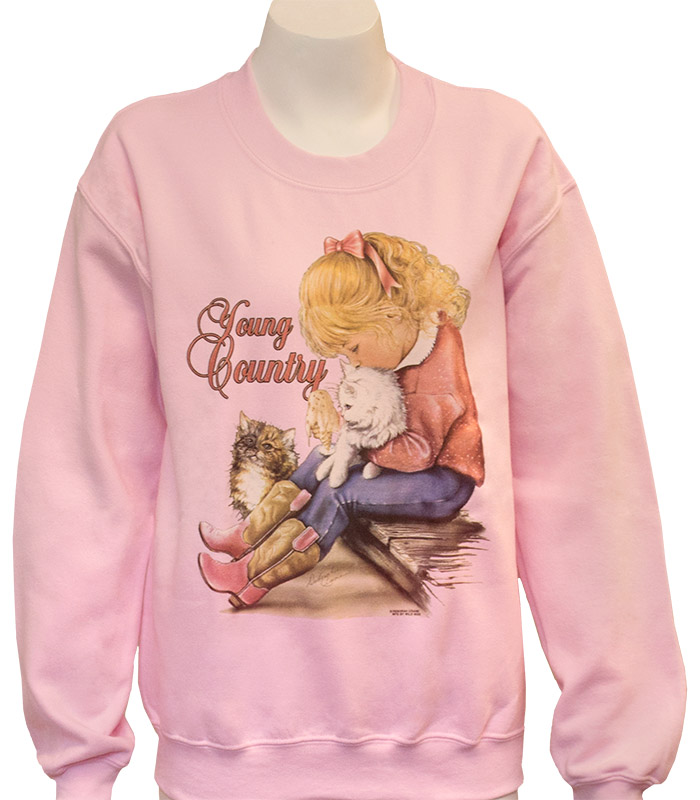 Young Country Sweatshirt