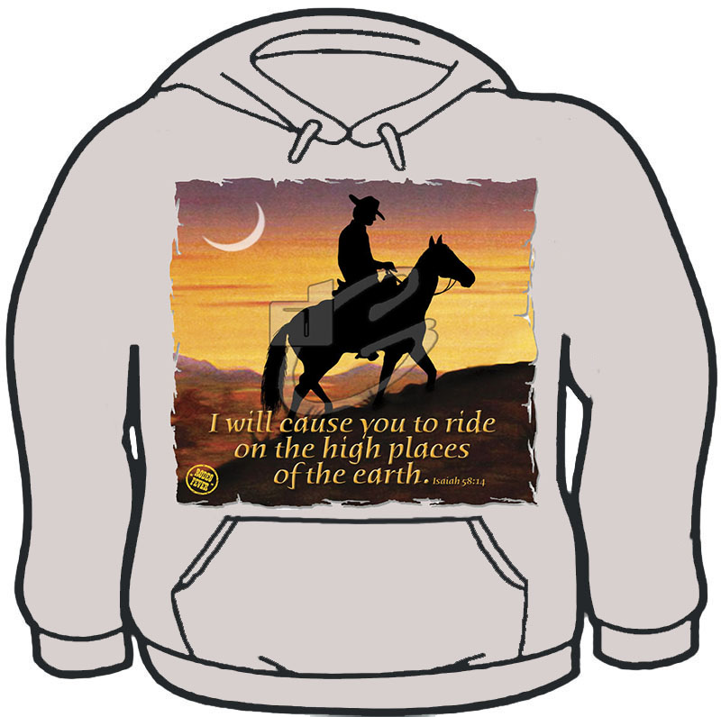 Cowboy - I will cause? Hoodie