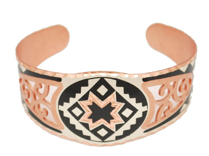 Copper Twilight Bracelet - Southwest Native American