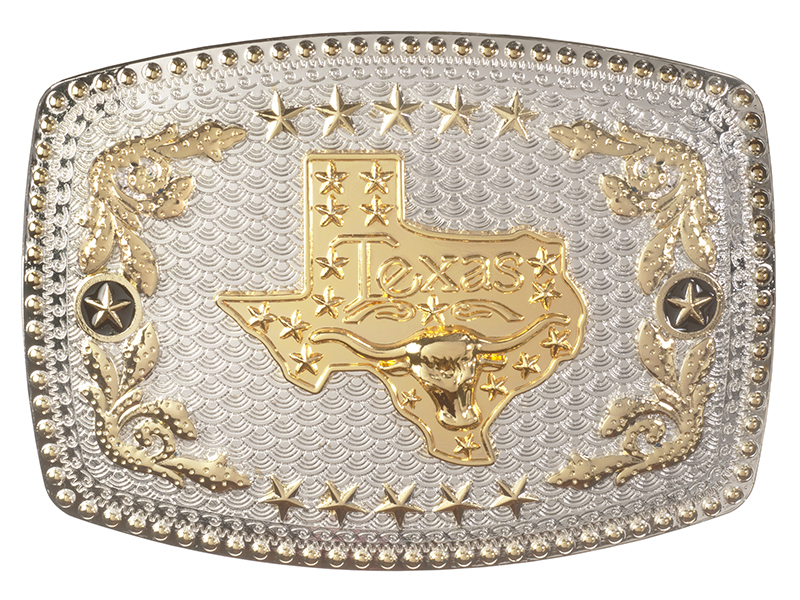 Belt Buckle - Oversize - Texas