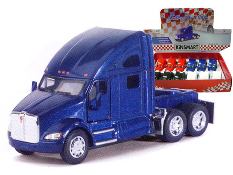 Big Rig - Kenworth T700 - Assorted Display