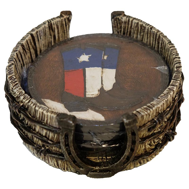 Coasters - Texas Boots *WILL BE DISCONTINUED
