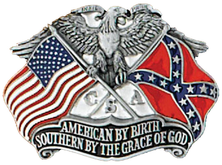 Southern By Grace Belt Buckle
