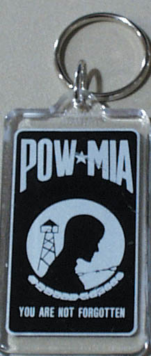 POW-MIA Key Chain