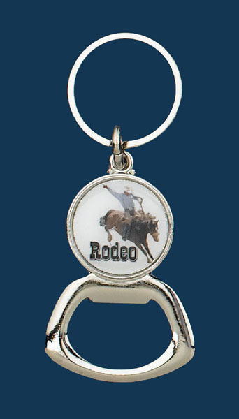 Rodeo Key Ring, Made in the USA