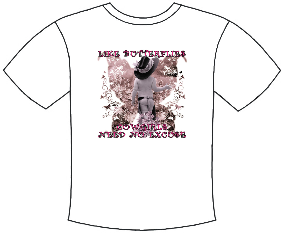 Like Butterflies T-Shirt Kids
