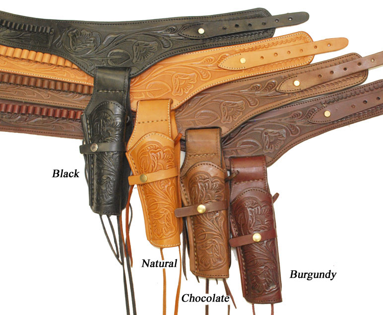 .38 Caliber Double Holsters